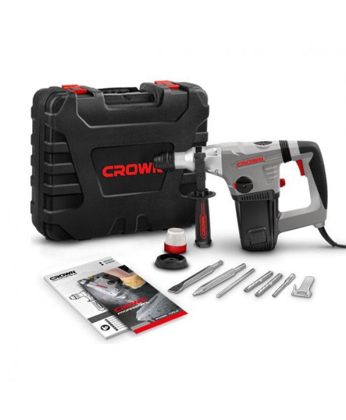 ელ.პნევმატური დრელი CROWN SDS MAX CT18116
