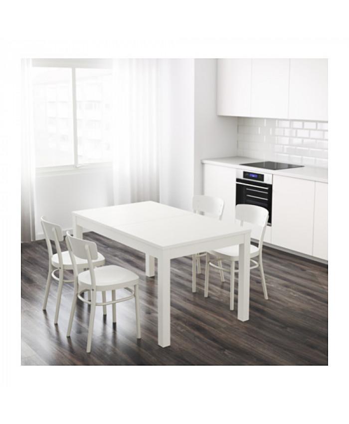 სასადილოს მაგიდა BJURSTA თეთრი