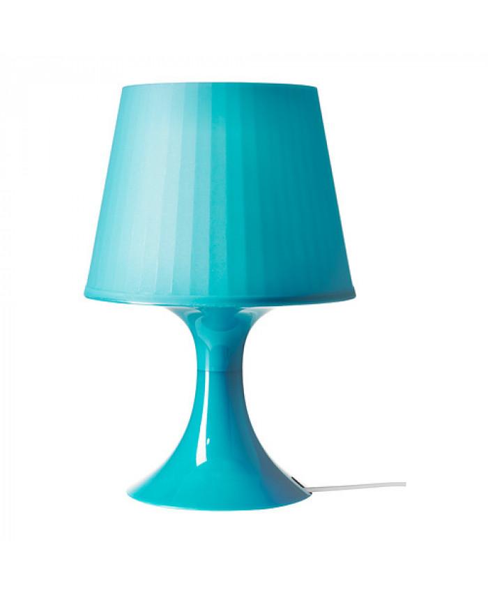 მაგიდის ლამპა LAMPAN ფირუზისფერი