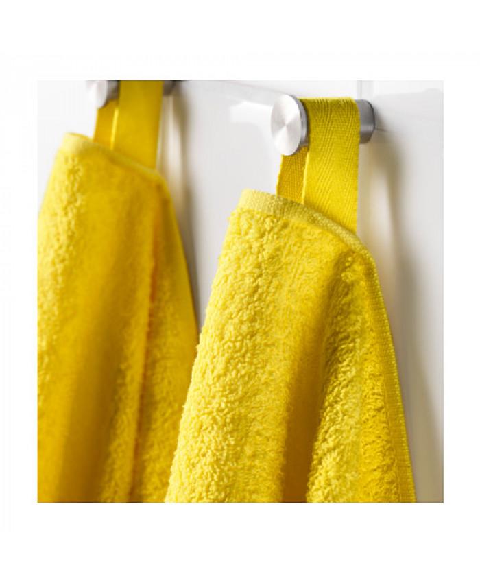 ხელის პირსახოცი HAREN  40X70 ყვითელი