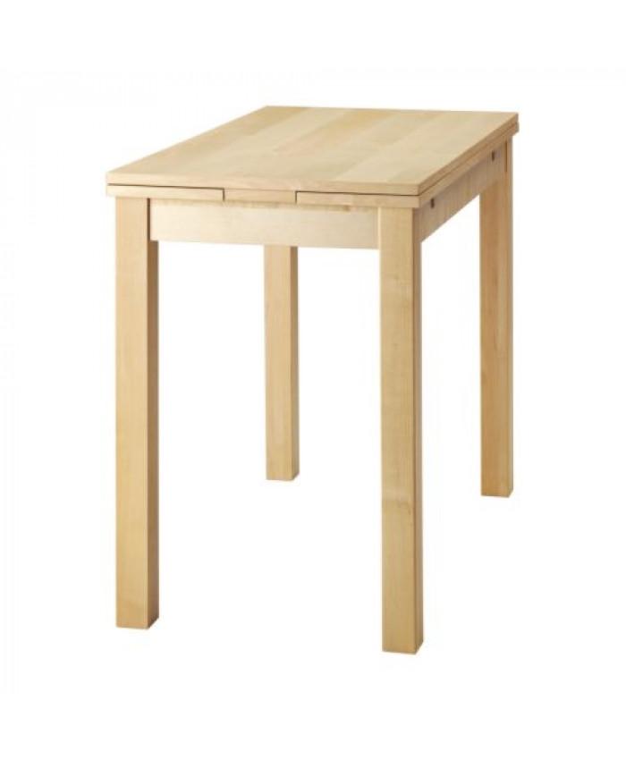 სასადილოს მაგიდა BJURSTA ხისფერი