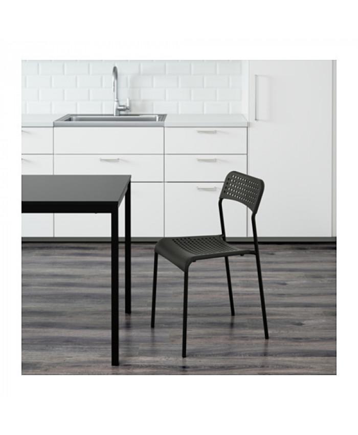 სკამი ADDE შავი