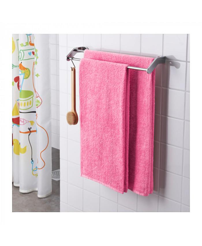 აბაზანის პირსახოცი HAREN  40X70 ვარდისფერი