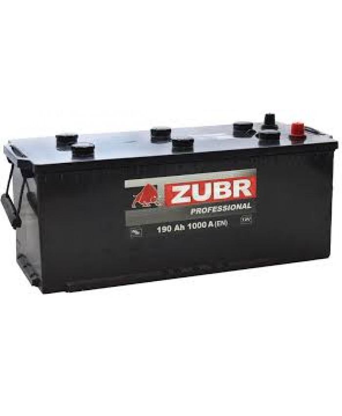 აკუმულატორი ZUBR 190AH