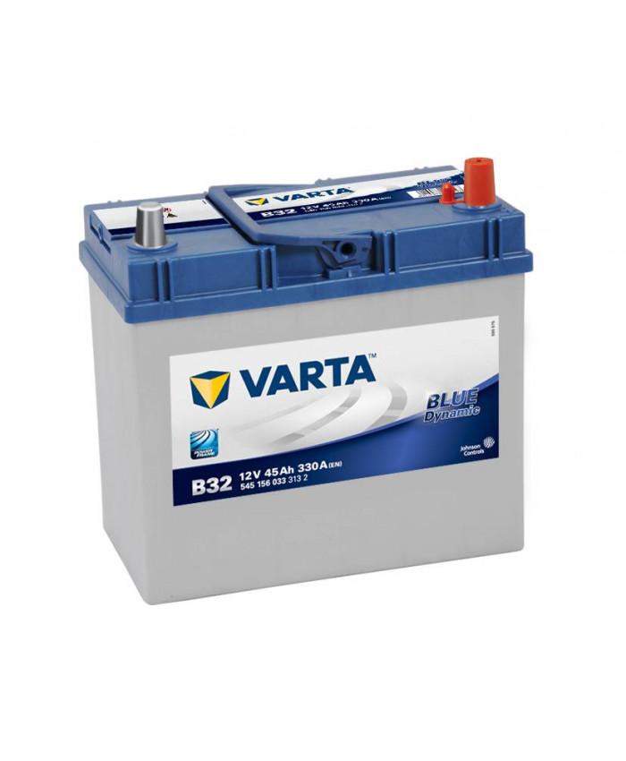 აკუმულატორი VARTA 45AH