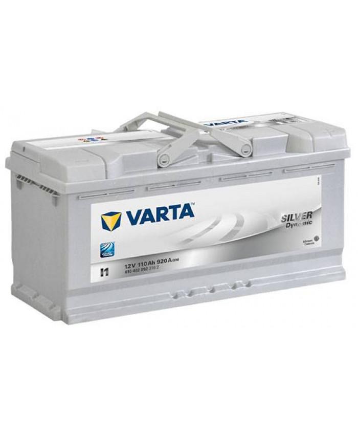 აკუმულატორი VARTA 110AH