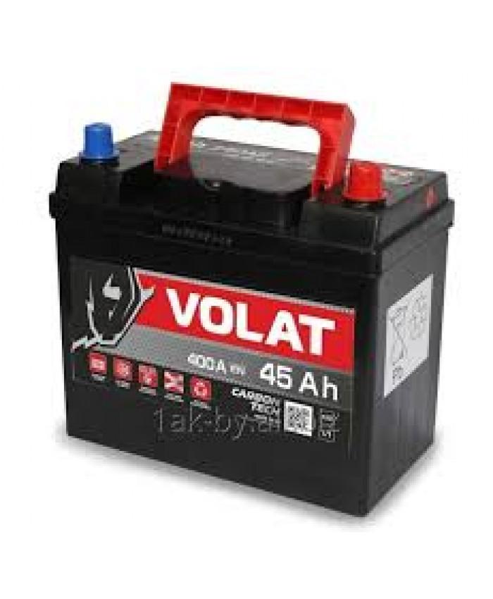 აკუმულატორი VOLAT 45AH
