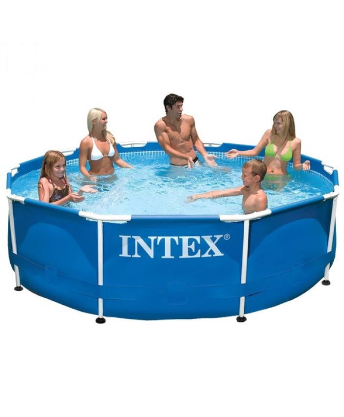 აუზი კარკასული INTEX  305X76
