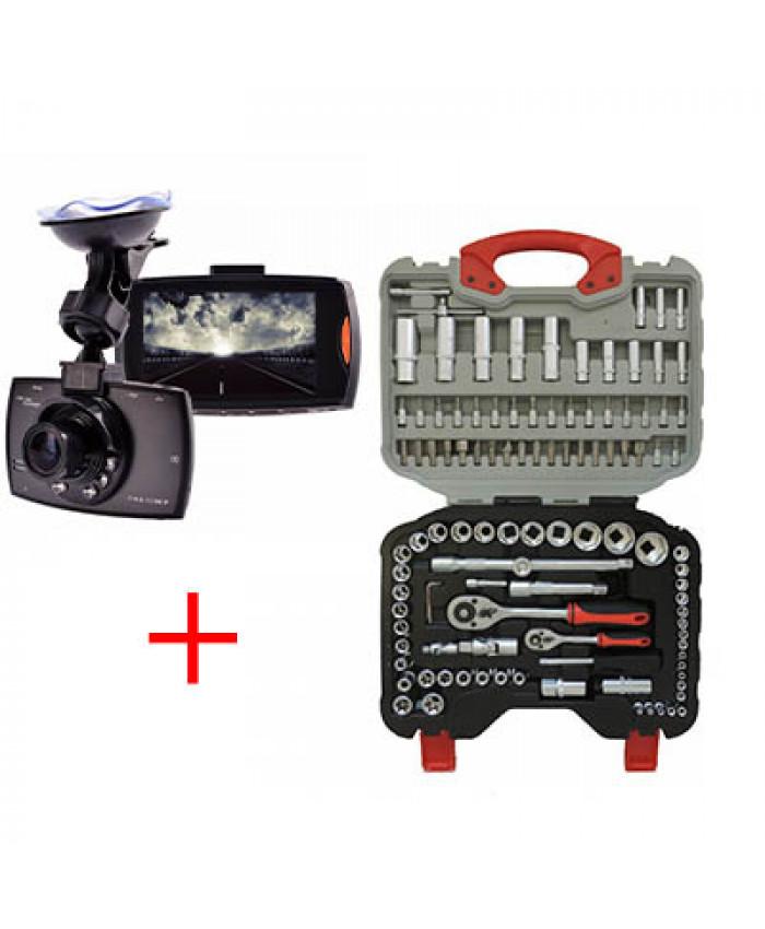 გერმანული ხელსაწყოები108ც WINOR & რეგისტრატორი უკანა ხედვით სპეც ფასად!