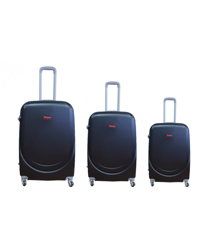 აქცია: სამი ზომის სამგზავრო ჩანთა სპეც ფასად!