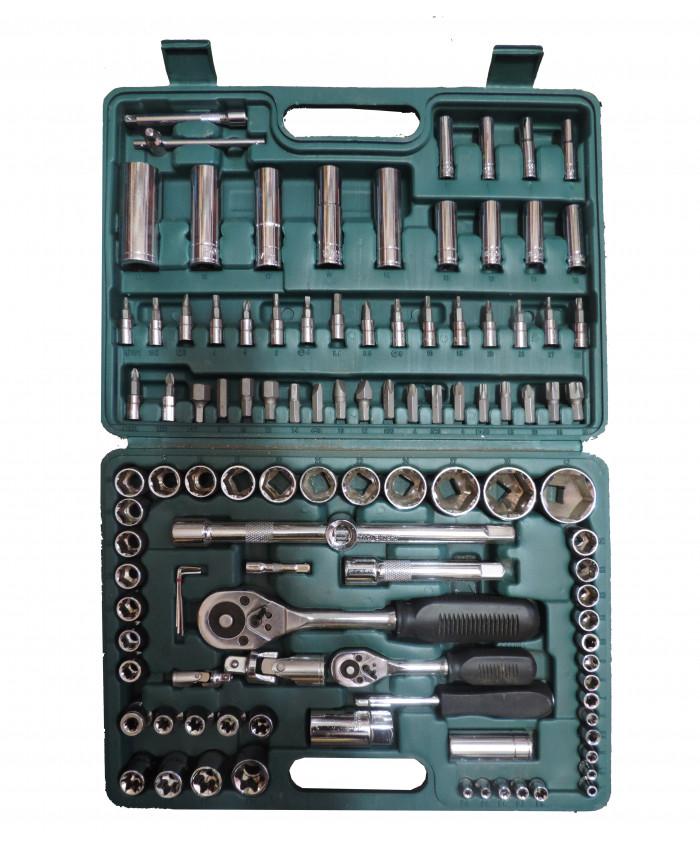ხელსაწყოების ნაკრები 108ც King Tool