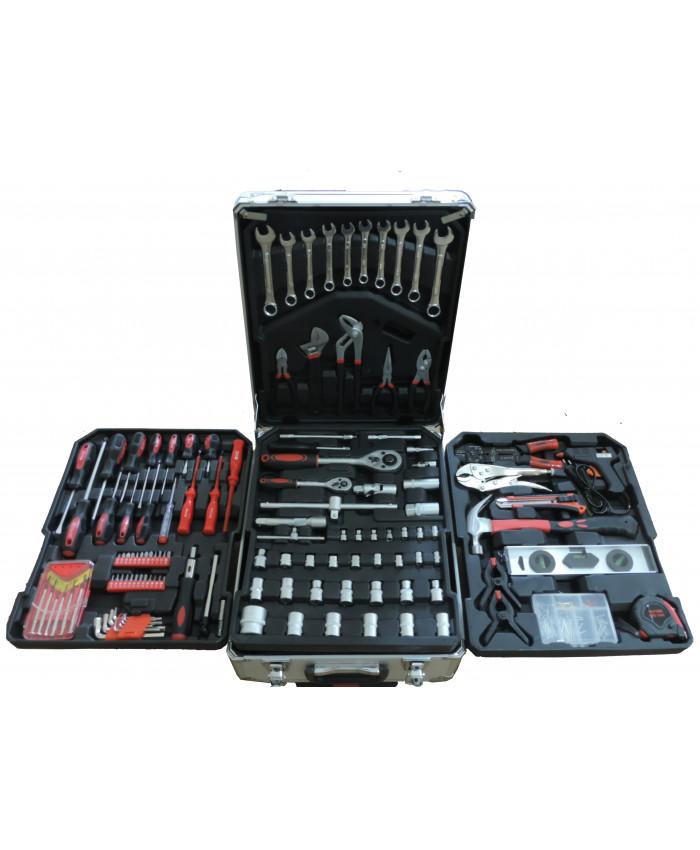 ხელსაწყოების ნაკრები PHOCEENNEE 256ც