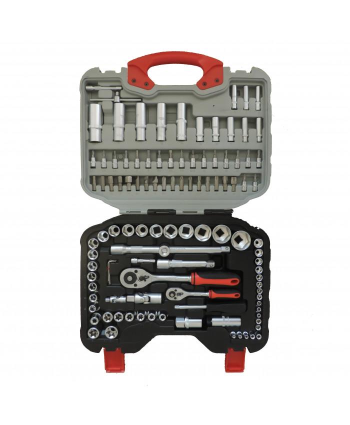 ხელსაწყოების ნაკრები 108ც WINOR  (გერმანია)