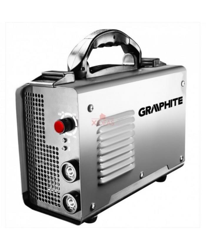 შედუღების აპარატი  ინვერტული ტიპის IGBT 230В, 200A GRAPHITE
