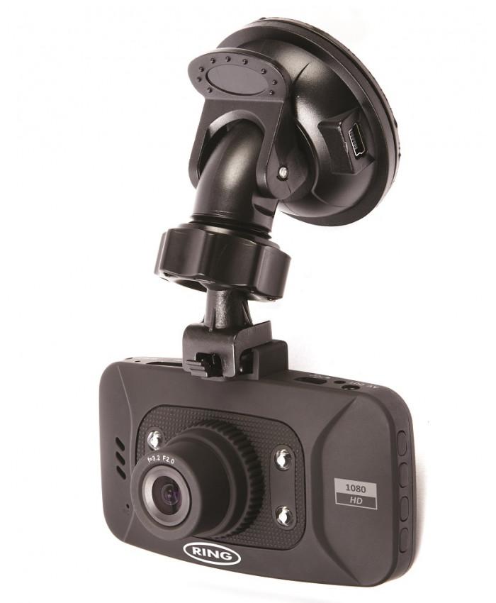 ვიდეო რეგისტრატორი (მანქანის კამერა) RING RBGDC50