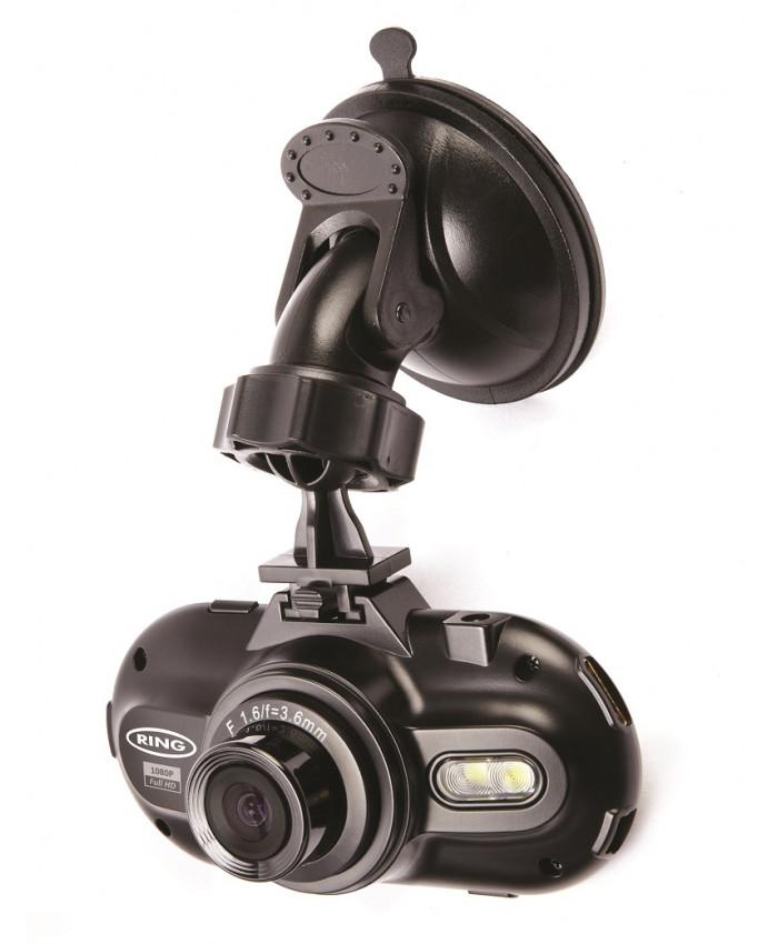 ვიდეო რეგისტრატორი (მანქანის კამერა) RBGDC200 RING