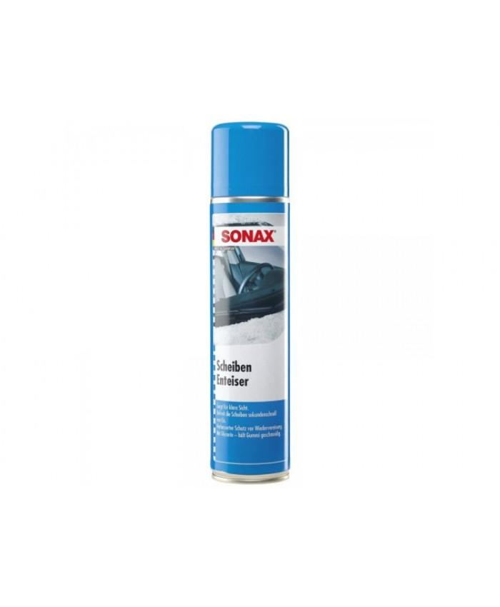 ყინულის გამლღობი საქარე მინისთვის SONAX 331300