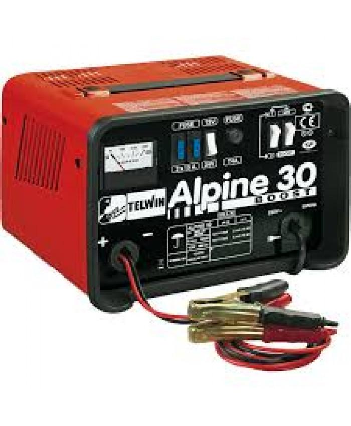 აკუმლატორის ბატარეების დამტენი ALPINE 30