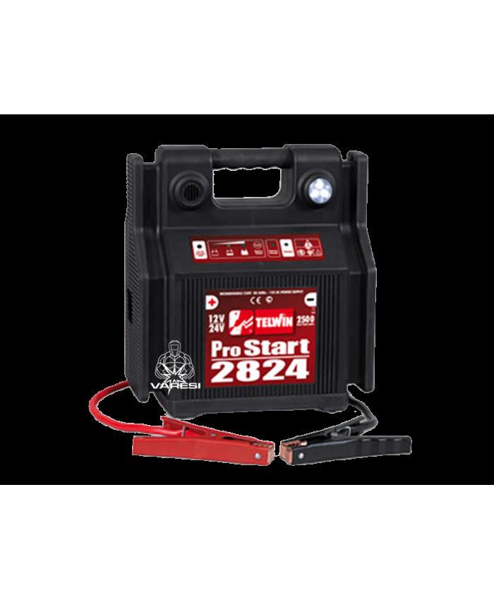 აკუმულატორის დამტენი PRO START 2824