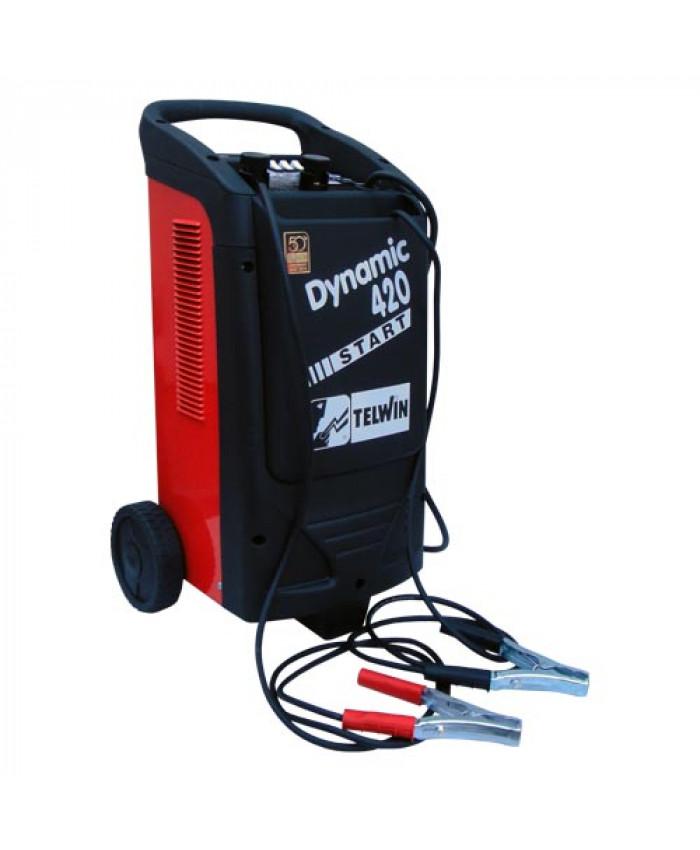 აკუმლატორის ბატარეის დამტენი DYNAMIC 420 START 12-24V