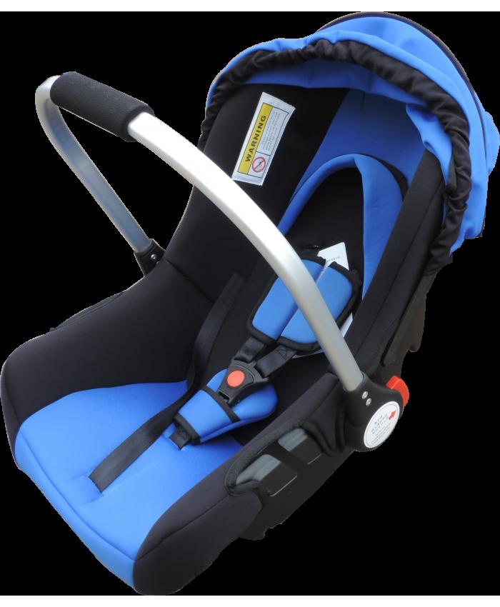 საბავშვო სავარძელი ავტომობილისთვის Happy Baby ლურჯი