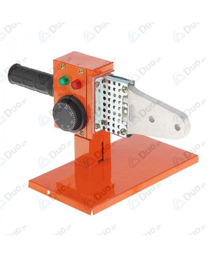 პლასტმასის მილების შესადუღებელი ხელსაწყო PATRIOT (PW100)