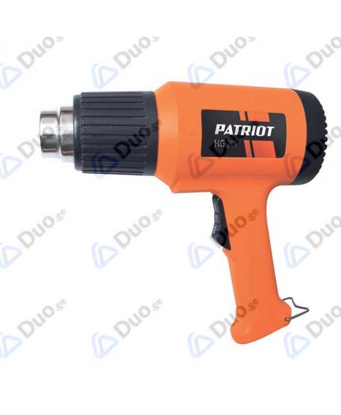 ელექტრო ფენი PATRIOT 300/550˚C(HG201)