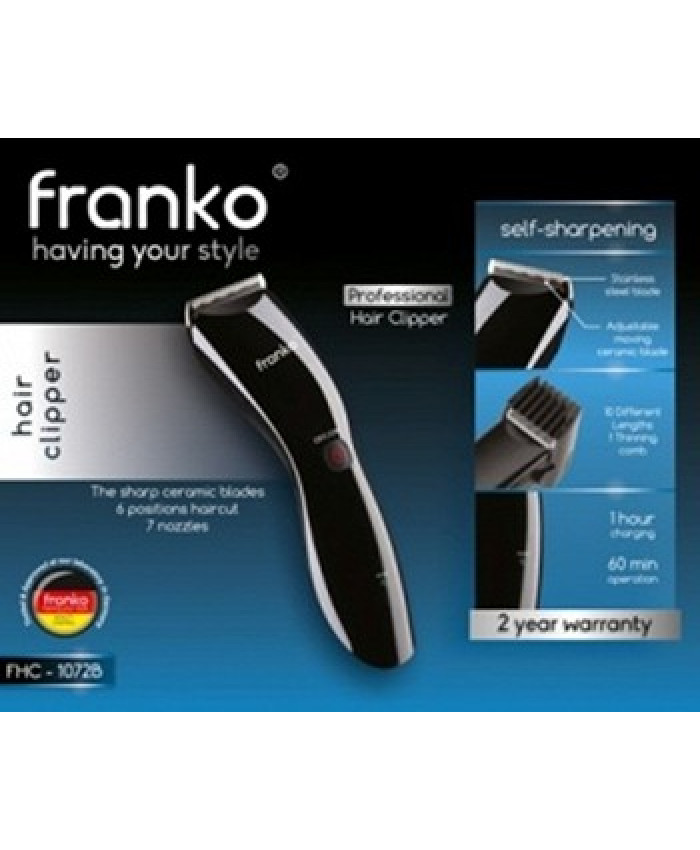 თმის საკრეჭი FRANKO FHC-1072