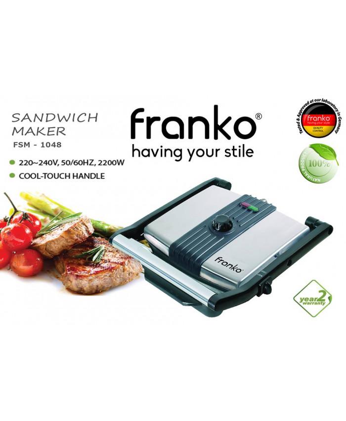 გრილ-ტოსტერი FRANKO FSM-1048